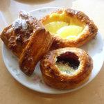 バイキングレストラン つばき - パン1。