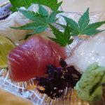 むつごろう - 新鮮な魚介類や新鮮な野菜をご提供しております。