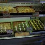 和菓子 なごし - 人気の3種です。マンゴーはさすがに無かったです。