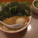 麺家 いわい - らーめん600円。すっごく美味しかった☆