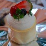 ジョフラン - 料理写真:レアチーズ