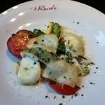 8366504 - 温野菜。香ばしく焼かれており、野菜の甘味が引き出されていました