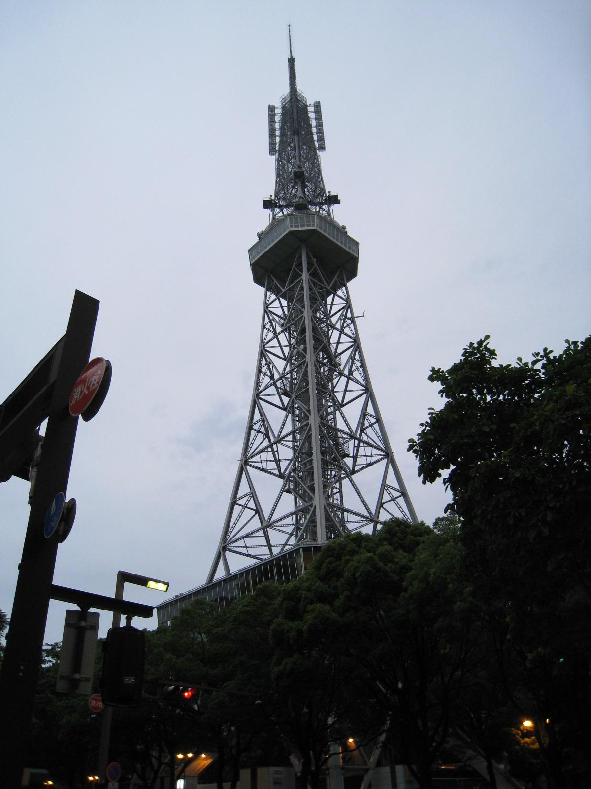 名古屋テレビ塔 ビアガーデン