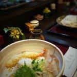 活麺富蔵 - 天ぷらおろしぶっかけ