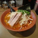 誠屋 - 赤辣麺 太麺