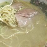 ケンゾーカフェ - スープのアップ