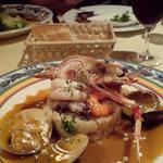 カサデフジモリ - 魚介類のアロス フリート