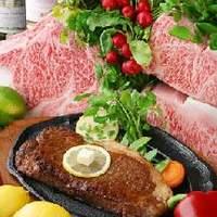 牛鍋・焼肉からステーキ・すき焼が揃う松阪肉料理専門店です