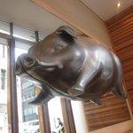 豚料理専門店 銀呈 - 飛べない豚はただの豚だ!!