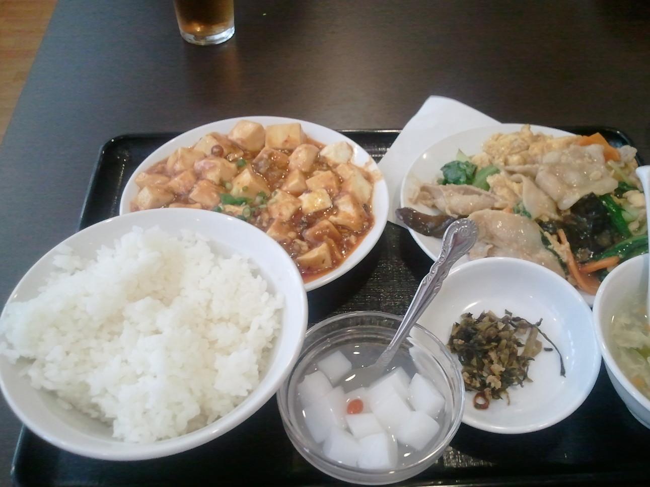 中華美食旭亭