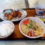 吉栄 - 定食