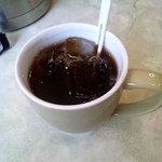 吉栄 - サービスのコーヒー