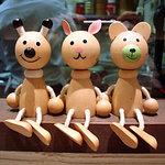 チャイニーズ 芹菜 - 目の前にあった人形・・・