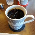 Cafe Tronc - アイスコーヒー
