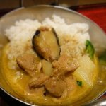 ニャーヴェトナム・フォー麺 - カレー