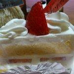 ル・レーヴ - 季節のショートケーキ