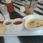 KUMA Cafe - ランチ