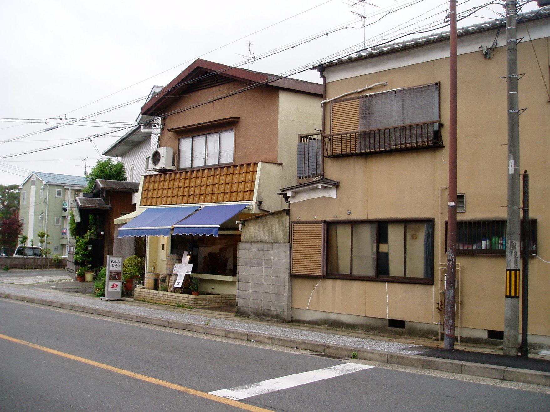 嵐山ポッターズ カフェ