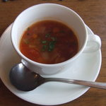 セロニカ - スープ。
