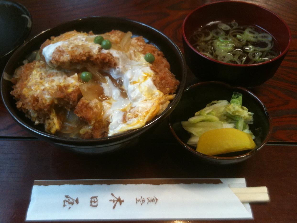 本田屋食堂