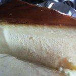 8516881 - ケーゼクーヘン、チーズの酸味と濃厚さが めちゃまいうー★☆