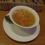 シムラン - 料理写真:スープ