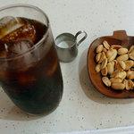 西アサヒ - アイスコーヒー