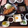 皿そば文楽 - 料理写真: