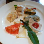 ハイアット リージェンシー 福岡 レストラン ル・カフェ - マイセレクション