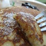 ユーヨーカフェ - ふわふわなパンケーキ