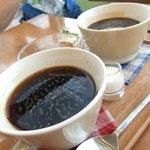 ユーヨーカフェ - ホットコーヒー