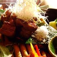 近江屋 - 『近江牛のサーロインステーキ』