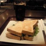 サンドイッチカフェ リール - シーザーチキンサンド