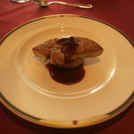 8579743 - Dinner(フランス産フォワ・グラのポワレ芳醇なマデラワインとハスカップのソース)