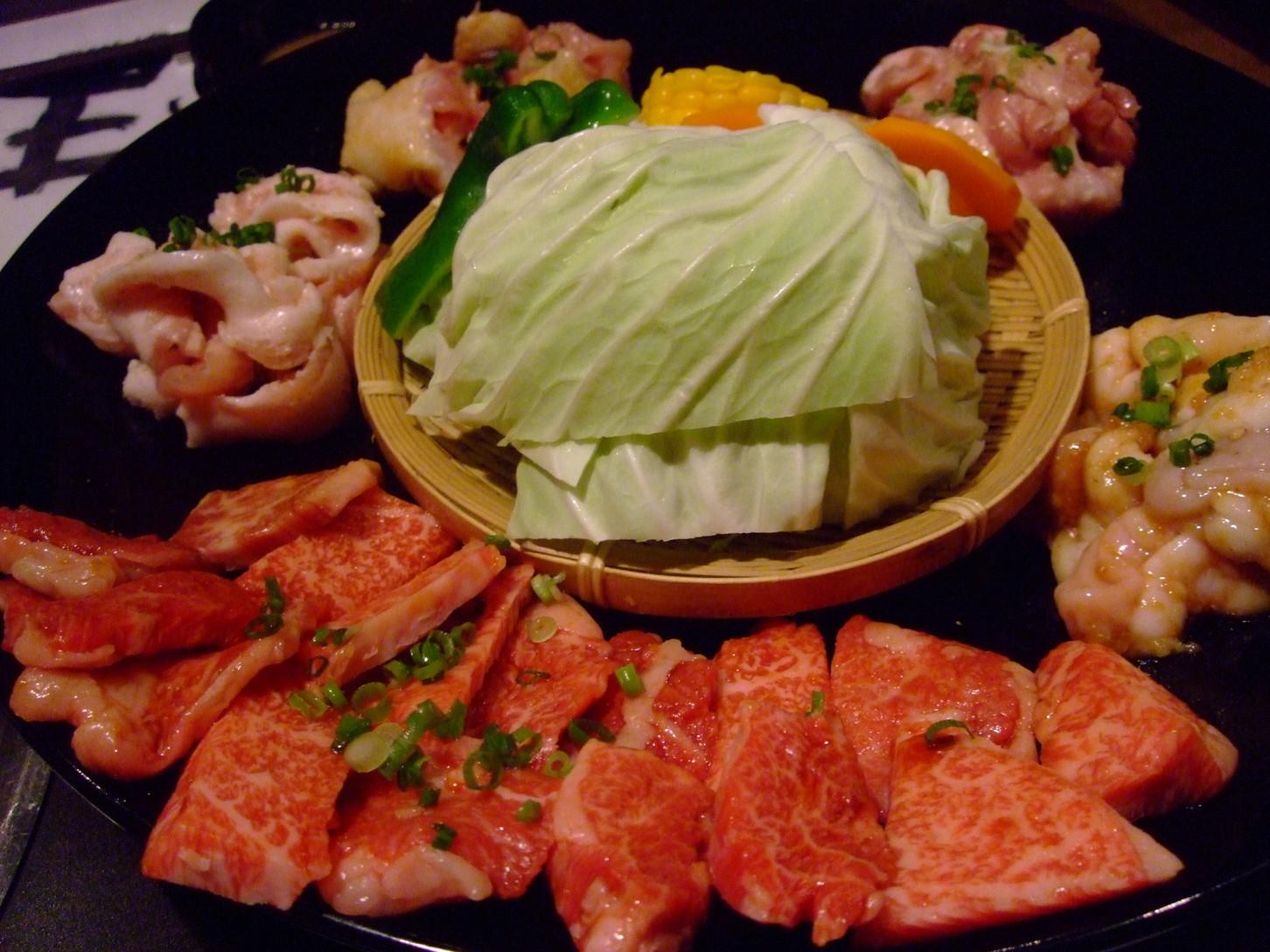 焼肉・海鮮 さこま
