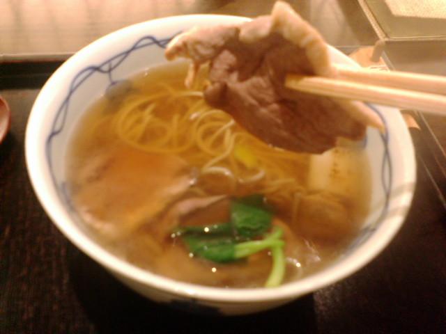 蕎麦 伊呂波