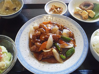 中華大衆料理 火焔山
