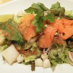 ジョナサン - 海鮮サラダ