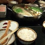 小尾羊 - スープ2種¥1974