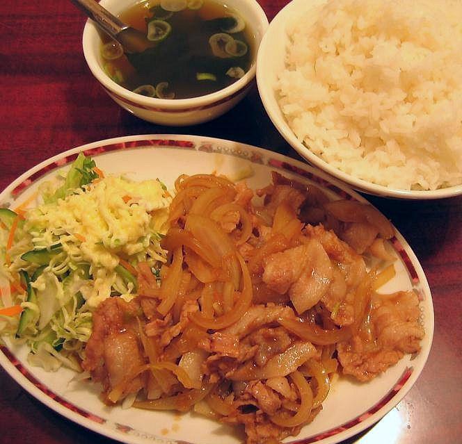 中華レストラン みつい