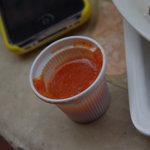 タコデリオ! - Hot sauce