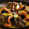 カサ・デル・ガポ - 料理写真:大人気のパエリア
