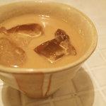 太陽カフェ - ミニチャイ。甘くておいしい~!