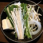 しゃぶしゃぶ温野菜 - 野菜(一人前)