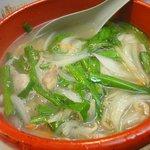 三陽 - チンチン麺_2011/07