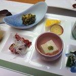 章月グランドホテル - 前菜■楽味盛り(八種)