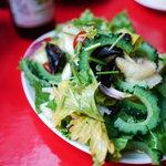 チャオバンブー - ゴーヤのサラダ