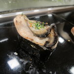 もり田 - 牡蠣 炙り