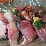 ふじみ寿司 - 地魚にぎり