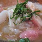 ふじみ寿司 - まんぼうの酢味噌和え